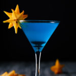 Cocktail Blue Lady