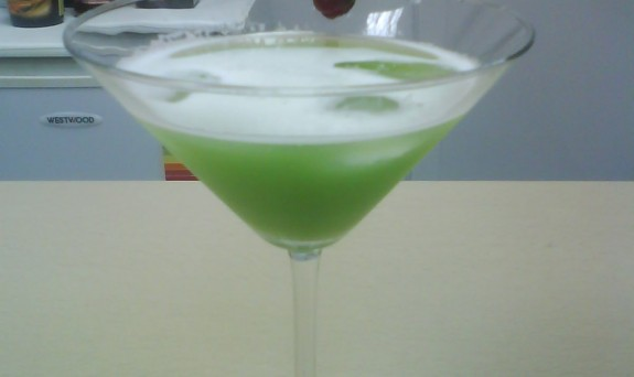 Cocktail Grasshopper