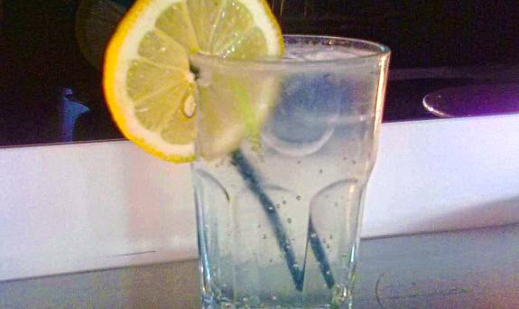 Cocktail Vodka Collins