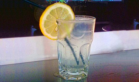 Cocktail Vodka Collins recipe