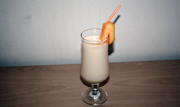 Cocktail Melon Milkshake