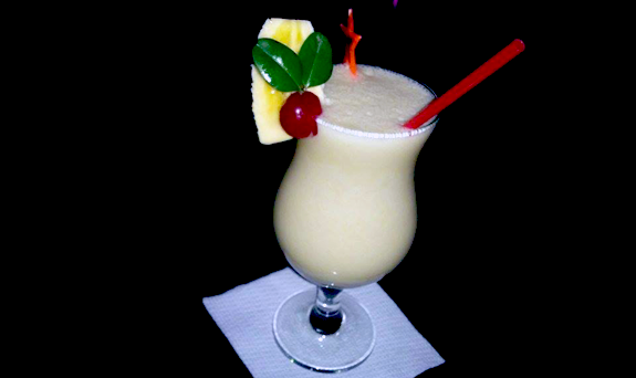 Cocktail Banana Dream recipe