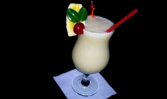 Cocktail Banana Dream