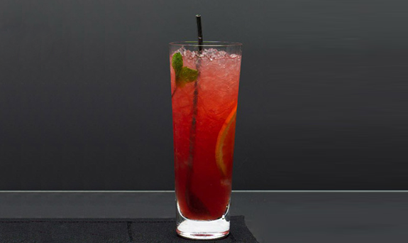Cocktail Singapore Sling recipe