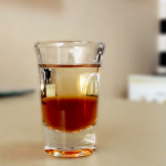 Cocktail Shot Black Russian
