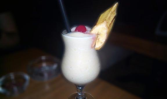 Cocktail Banana Daiquiri