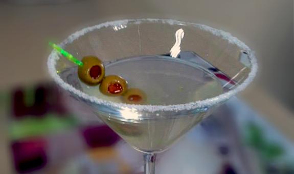 Cocktail Dry Martini recipe