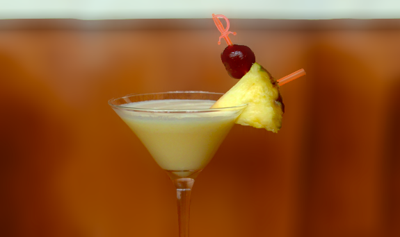 Cocktail Sunny Pina Colada recipe