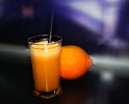 Fresh Orange, Carrot and Apple Juice recipe