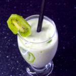 Kiwi, Pear and Banana Smoothie
