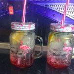 Fizzy Cherry Lemonade