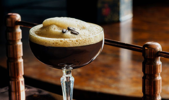 Cocktail Espresso Martini recipe